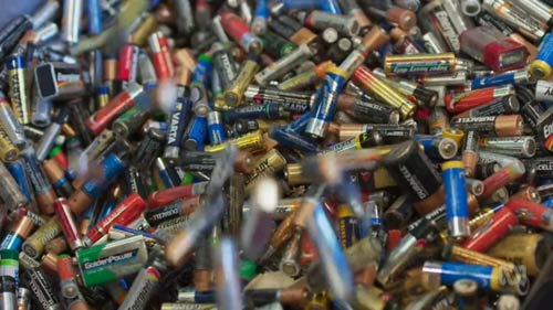 Batteries for Recycling