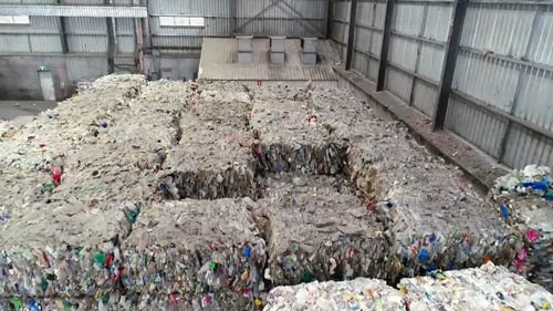 Chinese Export Waste