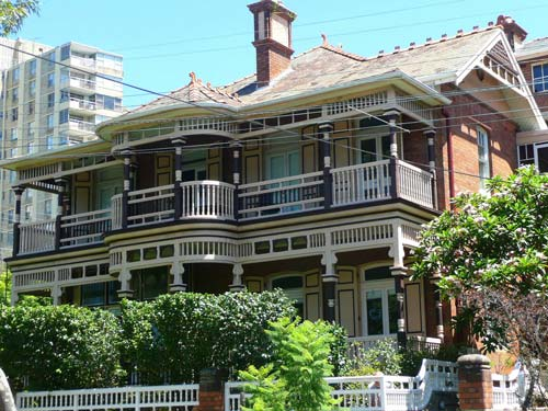 House in Woollahra