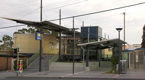 Lakemba Train Station