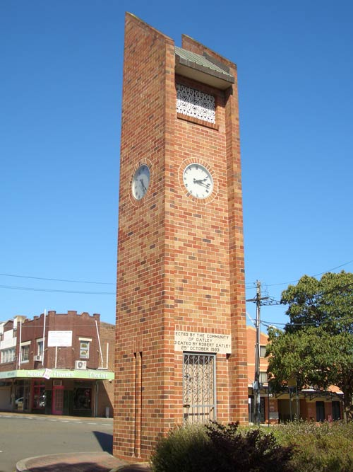 Oatley Clock Tower