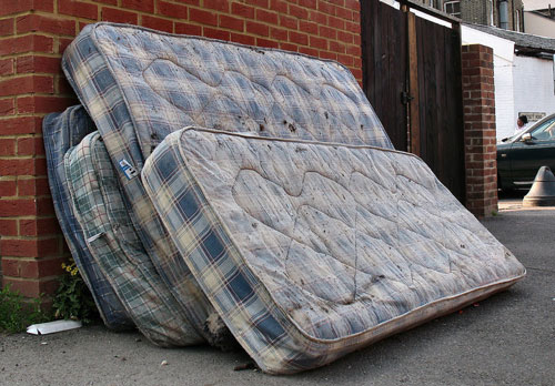 Old Bed Mattress Removal Sydney Fast Cheap Rubbish Removal