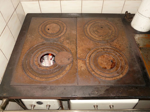 Old Stove to Remove