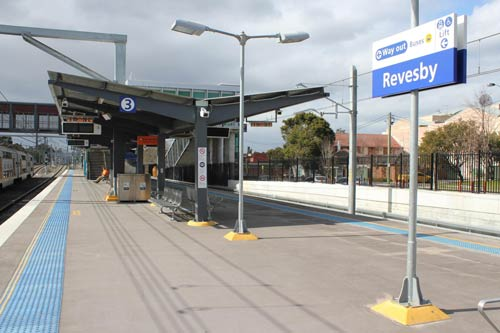 Revesby Train Station